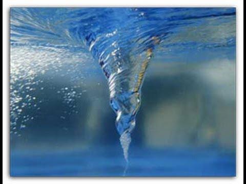 Arremolinar el agua regula la alcalinidad