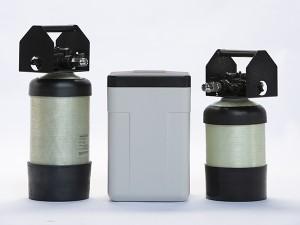 Descalcificadora portátil 6 o 9 litros para para solo un tramo de la tubería a la maquinaria