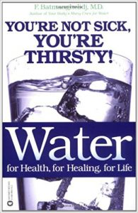 Your not sick youre thirsty