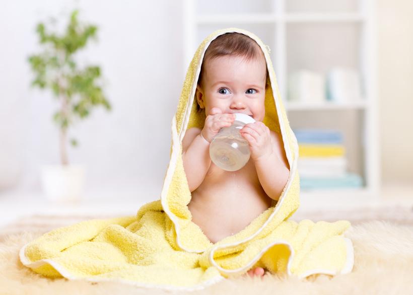 nuestros niños se deshidratan
