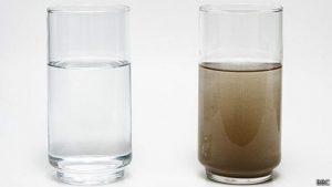 Agua trubia