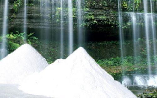 agua y sal para la salud