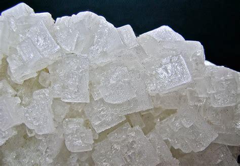 sal cristalina